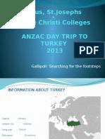 anzac trip 2