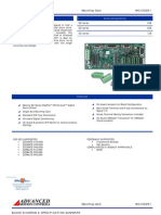 Advanced Motion Controls MC1XDZ01