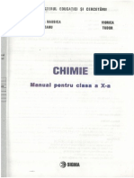 chimie clasa X