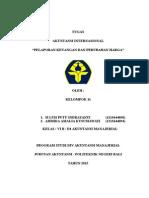 Bab Vii - Makalah Pelaporan Keuangan & Perubahan Harga