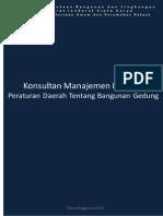 Laporan Akhir Penyelenggaraan Bangunan Gedung Di 176 KabKota Indonesia