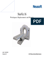 NeuViz 16 Workspace Repair and Replacement Manual RevB