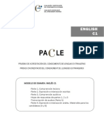 Pacle Eng c1 Modelo de Examen