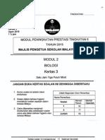 2015 PSPM Kedah Biologi3 w Ans