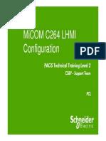 L2 V4 07 C264 LHMI Configuration E 01