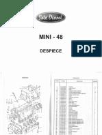 MIni 48 Despiece Recambios