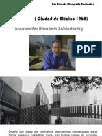 Casa Sacal ( Ciudad de México 1968)