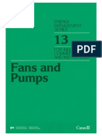 Fans and Pump