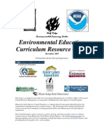 Environmental Education  Curriculum Resource Guide (306-11-08)