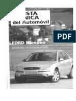 Manual Mondeo 2.0 2000
