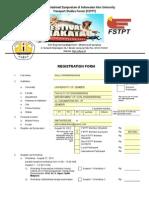 Form Registrasi Fsptp
