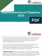 Mejores prácticas en Tripadvisor 2015