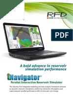 Tnavigator Reservoir Simulation