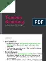 TUMBUH KEMBANG