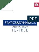 Midterm Tufree Mechanics 1/2558