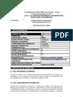 Didactica de La Tecnologia 2010-1