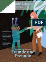 Das Magazin Hochschule Luzern