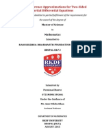 MSc Thesis Front Page