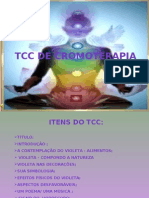 Tcc de Cromoterapia - Violeta 2003