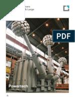 PT Power Technical Brochure