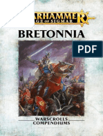 age of sigmar Bretonia