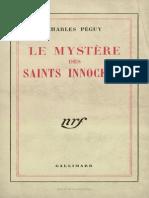 Le Mystère Des Saints Innocents