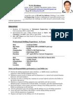 Asst Driller Resume