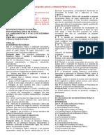 Legislação Específica Aplicada Ao Ministério Público Da Paraíba