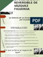 La Desaladora Reversible de Vázquez Figueroa