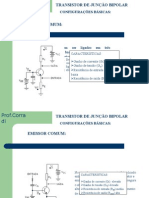 Transistor - Configuração Básica