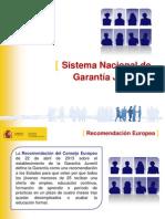 Presentacion Garantia Juvenil