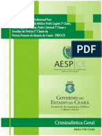 03 Apostila PEFOCE 2015 - Criminalistica Geral