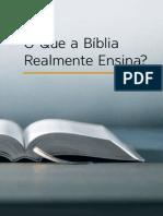 Biblia o que