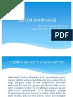 Sistem Akuntansi 1 - Sistem Akuntansi