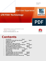 6. Huawei LMT & M2000 User Experience