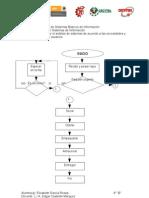 Diagrama de Flujo Lavanderia