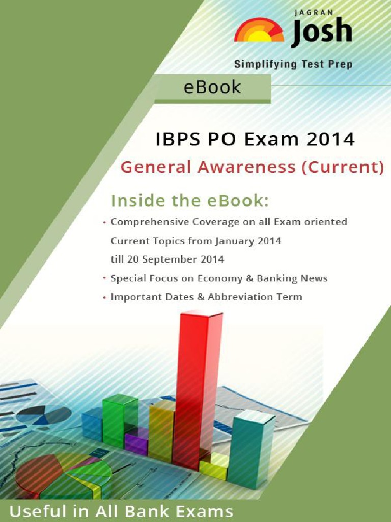 Ibps Po Exam 2014 General Awareness (current) Ebook Reserve Bank Of India  Government Of
