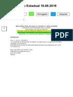 Diário Estadual 15.09.2015