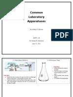 Common Lab Apparatus