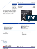 Advanced Motion Controls S100A40AC