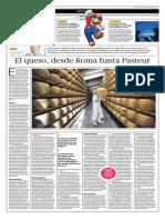 El Queso Desde Roma a Pasteur