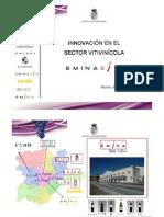 InnovaciÓ InnovaciÓn en El VitivinÍ Sector VitivinÍcola