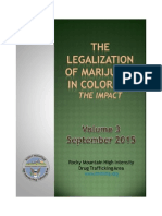 2015 Final Legalization of Marijuana in Colorado the Impact Volume 3 September 2015
