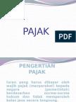 presentasi pajak 1
