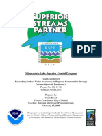 Expanding Surface Water Awareness in regional Communities Through Partnerships with Business II (306-19-08)