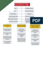 Estructura Organizativa Del MPPEUCT