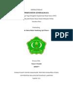 Referat Peritonitis (Susan)