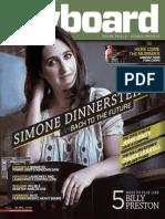 Keyboard Magazine - February 2014