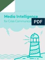 Media Intelligence Crises