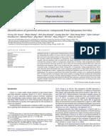 Phytomedicine Volume 20 Issue 11 2013 [Doi 10.1016_j.phymed.2013.04.013] Zhang, Zhiyu_ Huang, Wei-Hua_ Du, Guang-Jian_ Wen, Xiao-Dong_ CA -- Identification of Potential Anticancer Compounds From Opl